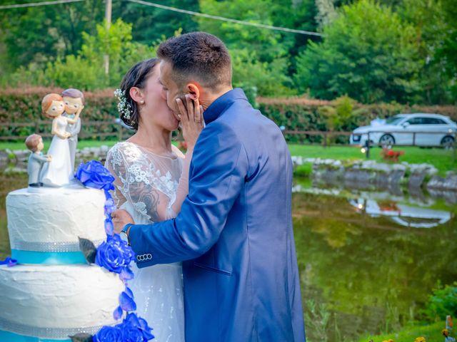 Il matrimonio di Manuel e Camilla a Soriso, Novara 82