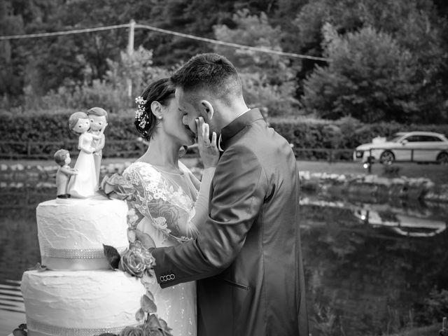 Il matrimonio di Manuel e Camilla a Soriso, Novara 83