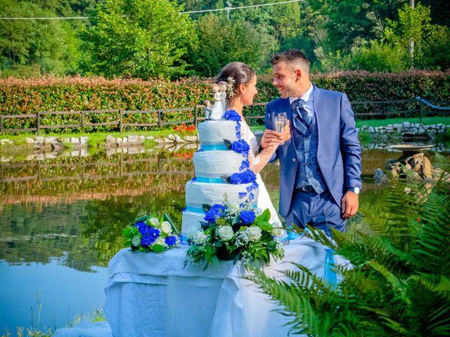 Il matrimonio di Manuel e Camilla a Soriso, Novara 86