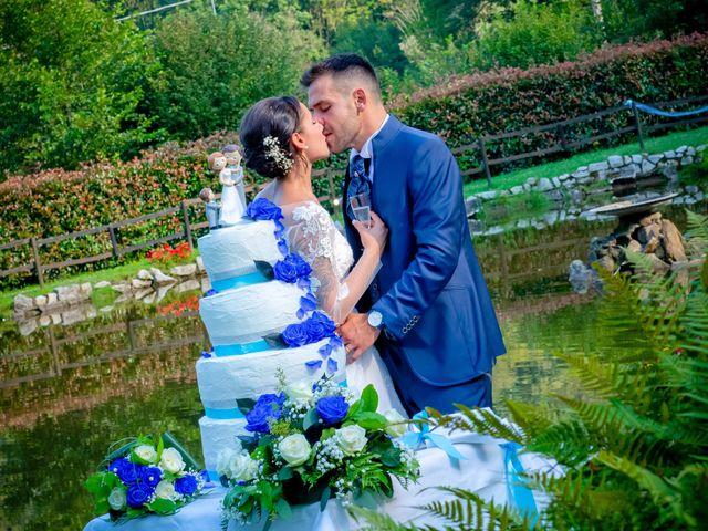 Il matrimonio di Manuel e Camilla a Soriso, Novara 87