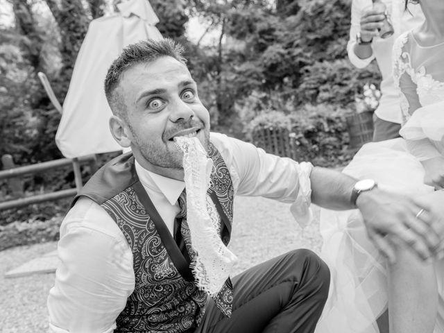 Il matrimonio di Manuel e Camilla a Soriso, Novara 88