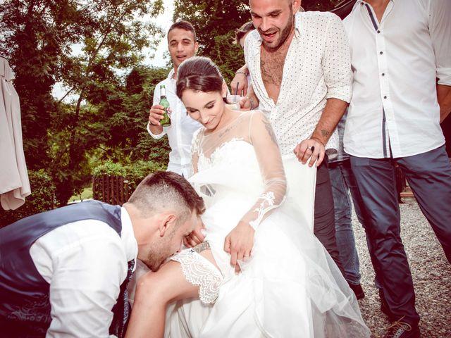 Il matrimonio di Manuel e Camilla a Soriso, Novara 89