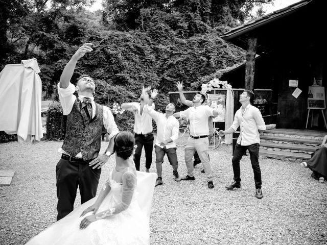 Il matrimonio di Manuel e Camilla a Soriso, Novara 90
