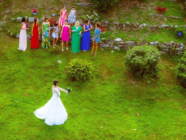 Il matrimonio di Manuel e Camilla a Soriso, Novara 95