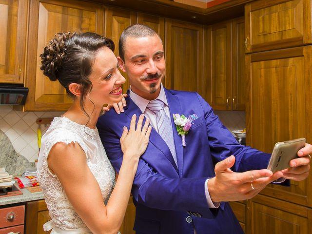 Il matrimonio di denis e chiara a Bonate Sopra, Bergamo 8