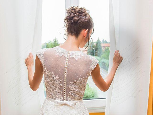 Il matrimonio di denis e chiara a Bonate Sopra, Bergamo 10