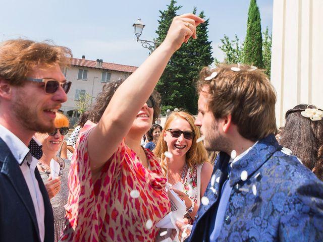 Il matrimonio di denis e chiara a Bonate Sopra, Bergamo 14