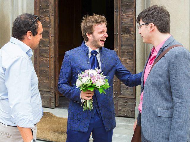 Il matrimonio di denis e chiara a Bonate Sopra, Bergamo 15