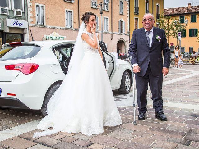 Il matrimonio di denis e chiara a Bonate Sopra, Bergamo 19