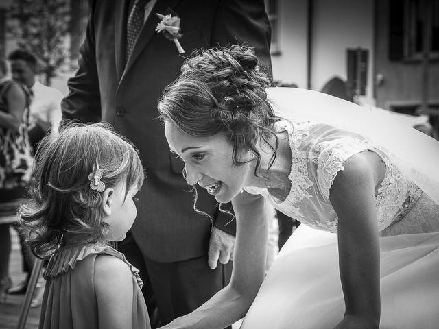 Il matrimonio di denis e chiara a Bonate Sopra, Bergamo 20