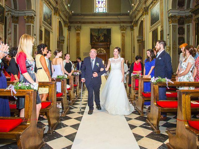 Il matrimonio di denis e chiara a Bonate Sopra, Bergamo 21