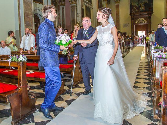 Il matrimonio di denis e chiara a Bonate Sopra, Bergamo 22