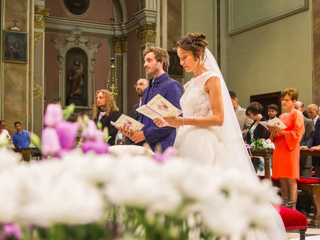 Il matrimonio di denis e chiara a Bonate Sopra, Bergamo 24