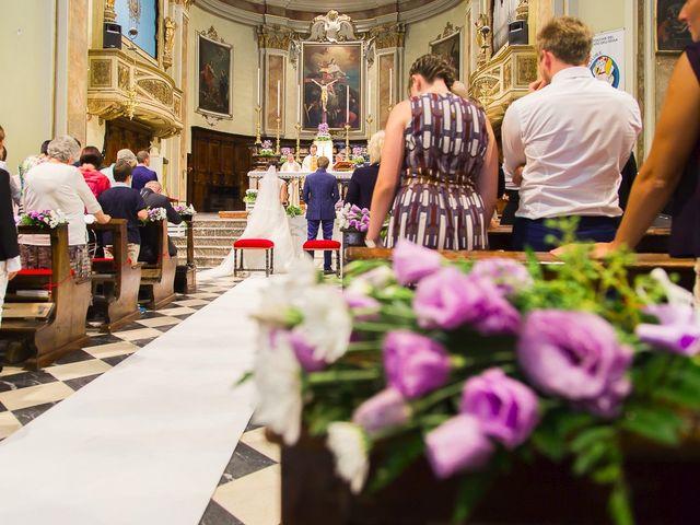 Il matrimonio di denis e chiara a Bonate Sopra, Bergamo 26