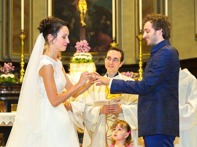 Il matrimonio di denis e chiara a Bonate Sopra, Bergamo 27