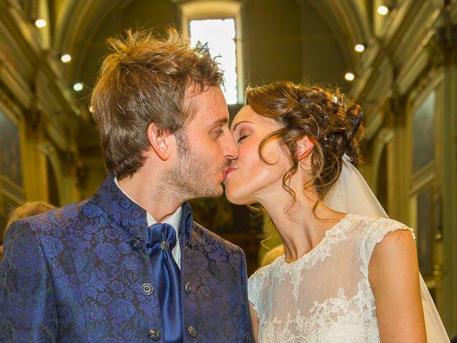 Il matrimonio di denis e chiara a Bonate Sopra, Bergamo 28