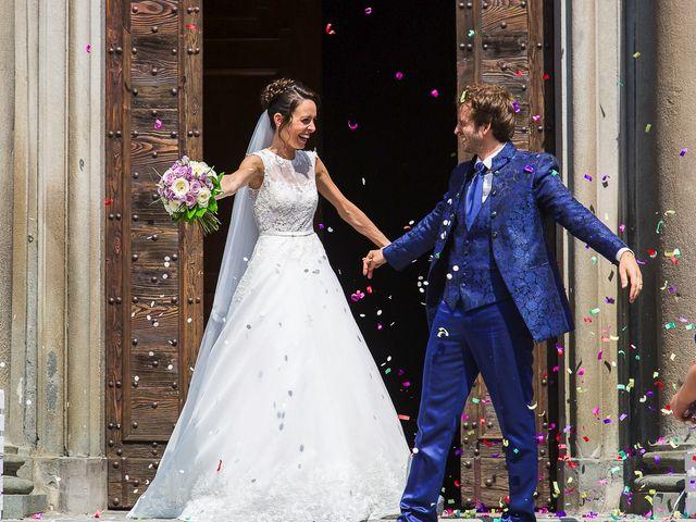 Il matrimonio di denis e chiara a Bonate Sopra, Bergamo 30