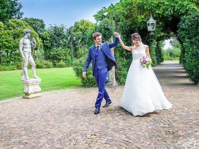 Il matrimonio di denis e chiara a Bonate Sopra, Bergamo 33