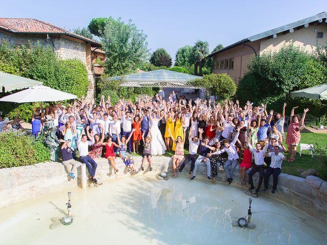 Il matrimonio di denis e chiara a Bonate Sopra, Bergamo 36