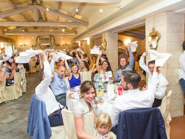 Il matrimonio di denis e chiara a Bonate Sopra, Bergamo 38