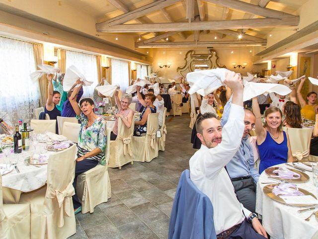 Il matrimonio di denis e chiara a Bonate Sopra, Bergamo 39