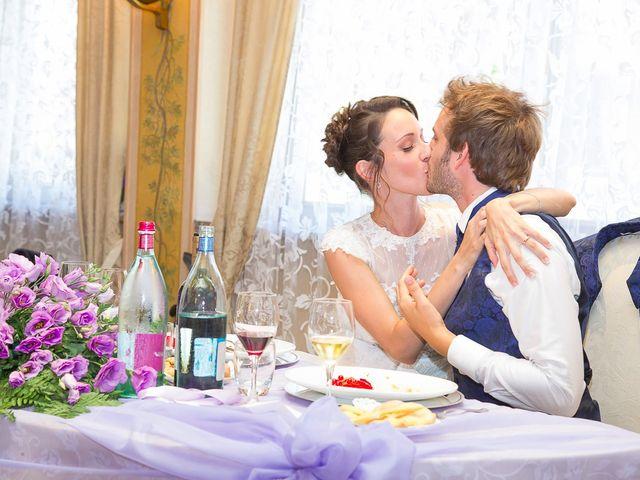 Il matrimonio di denis e chiara a Bonate Sopra, Bergamo 43