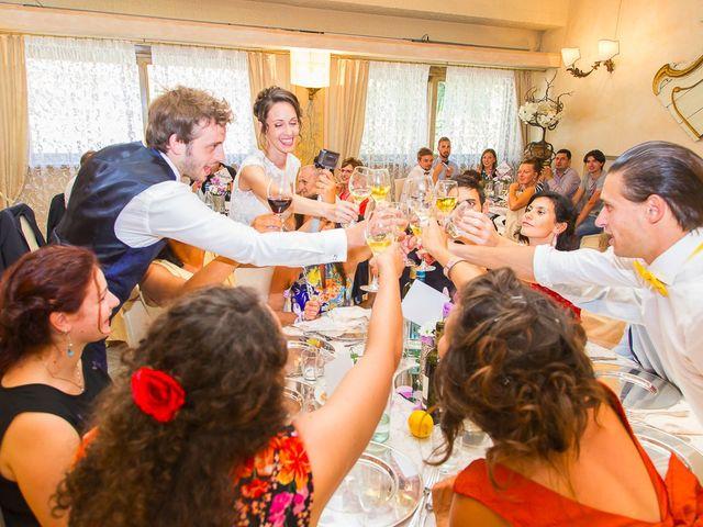 Il matrimonio di denis e chiara a Bonate Sopra, Bergamo 44