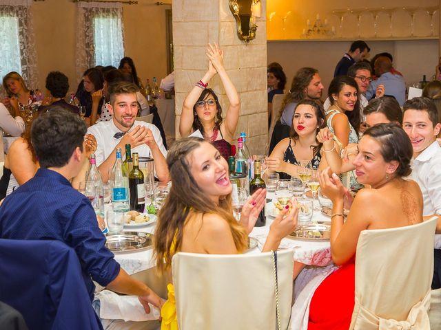 Il matrimonio di denis e chiara a Bonate Sopra, Bergamo 45