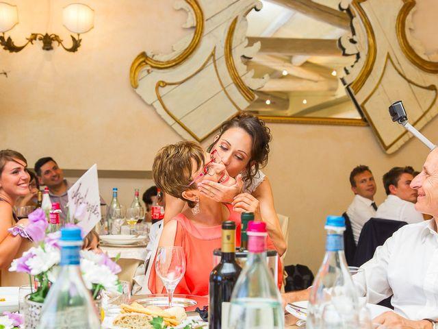 Il matrimonio di denis e chiara a Bonate Sopra, Bergamo 51
