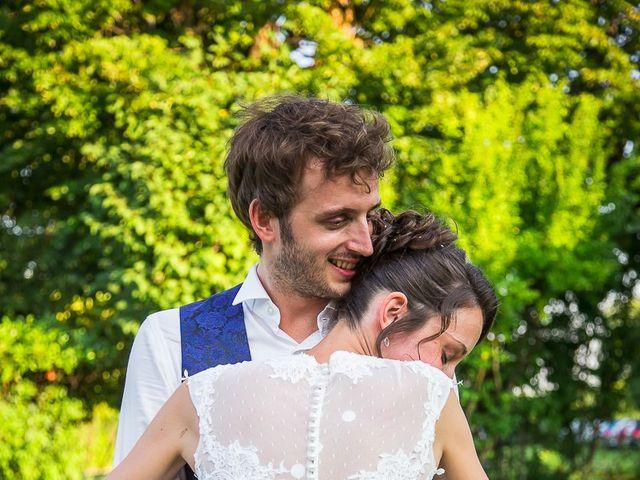 Il matrimonio di denis e chiara a Bonate Sopra, Bergamo 54
