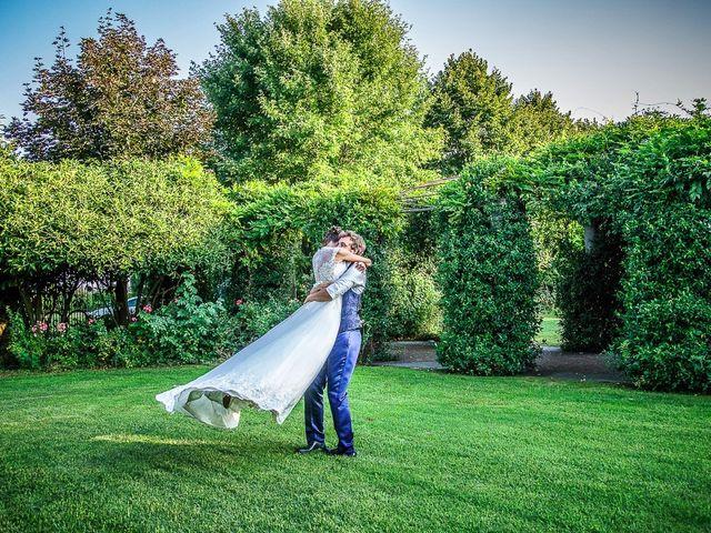 Il matrimonio di denis e chiara a Bonate Sopra, Bergamo 56