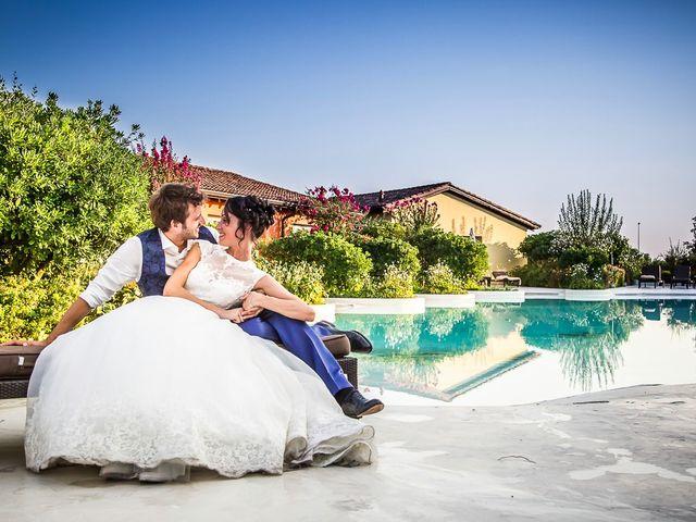 Il matrimonio di denis e chiara a Bonate Sopra, Bergamo 57