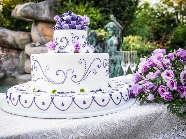 Il matrimonio di denis e chiara a Bonate Sopra, Bergamo 58