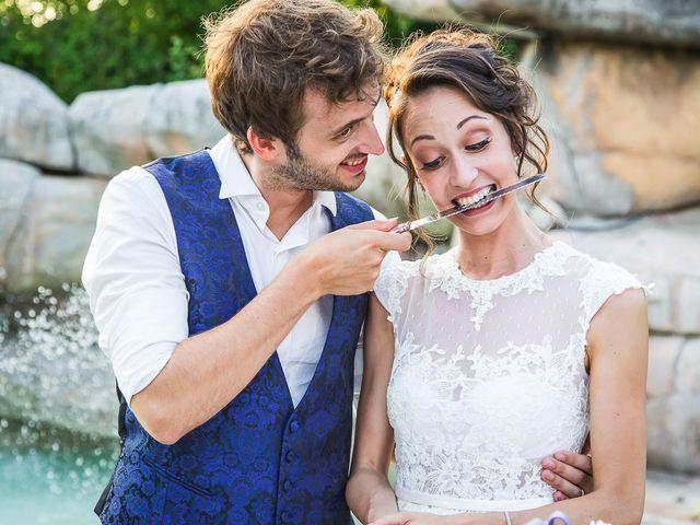 Il matrimonio di denis e chiara a Bonate Sopra, Bergamo 59