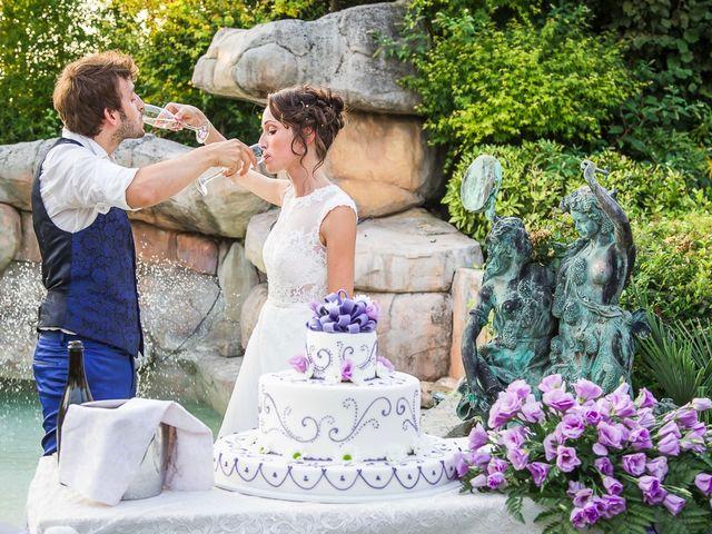 Il matrimonio di denis e chiara a Bonate Sopra, Bergamo 60