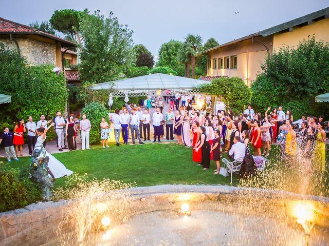 Il matrimonio di denis e chiara a Bonate Sopra, Bergamo 61