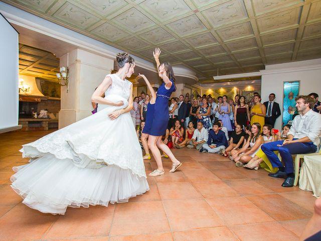 Il matrimonio di denis e chiara a Bonate Sopra, Bergamo 62