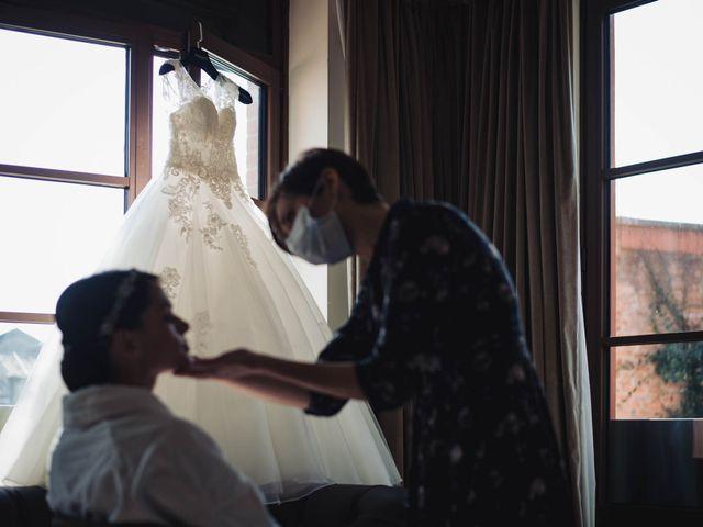 Il matrimonio di Enrico e Elena a Venezia, Venezia 10
