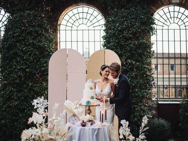 Il matrimonio di Enrico e Elena a Venezia, Venezia 33
