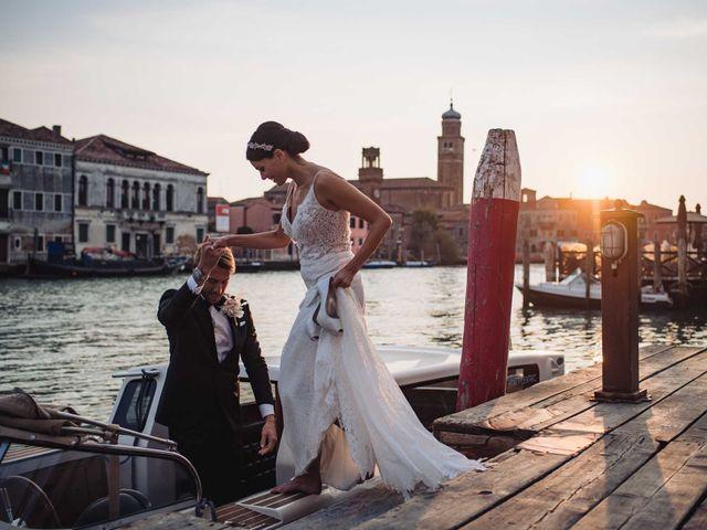 Il matrimonio di Enrico e Elena a Venezia, Venezia 34