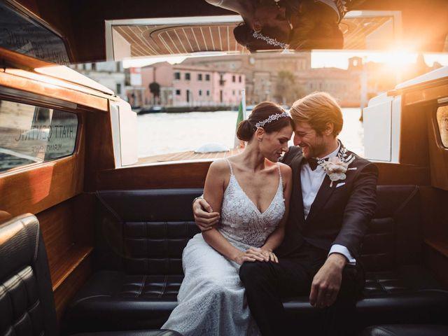 Il matrimonio di Enrico e Elena a Venezia, Venezia 35