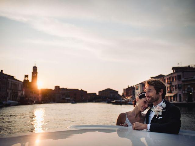 Il matrimonio di Enrico e Elena a Venezia, Venezia 36