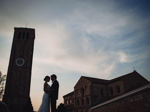 Il matrimonio di Enrico e Elena a Venezia, Venezia 37