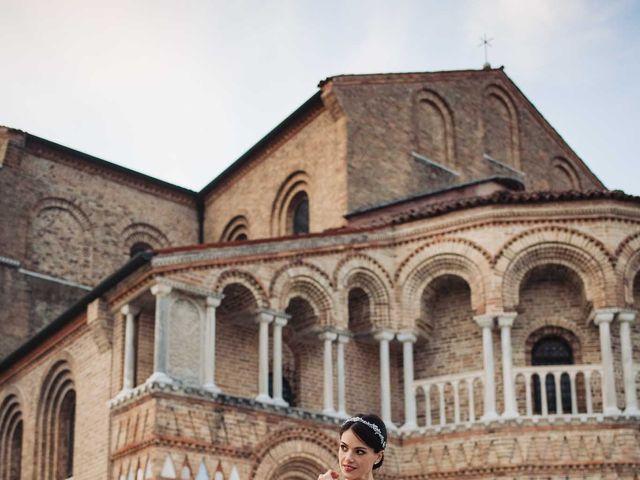 Il matrimonio di Enrico e Elena a Venezia, Venezia 38