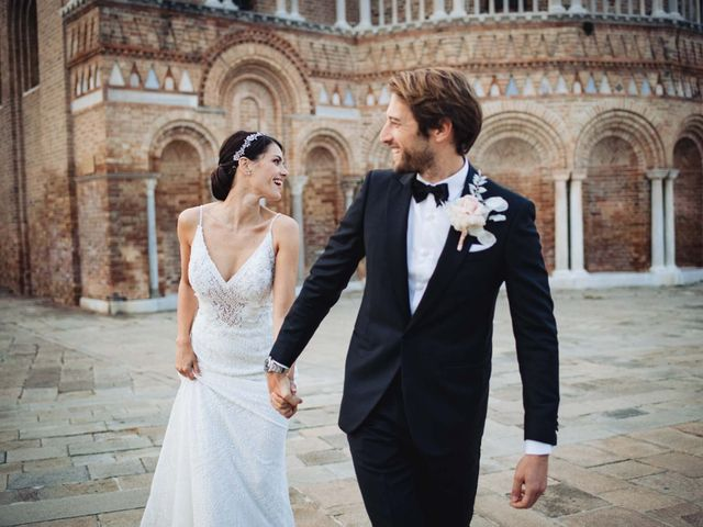 Il matrimonio di Enrico e Elena a Venezia, Venezia 2