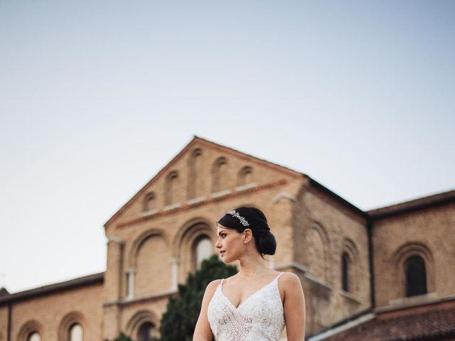 Il matrimonio di Enrico e Elena a Venezia, Venezia 41