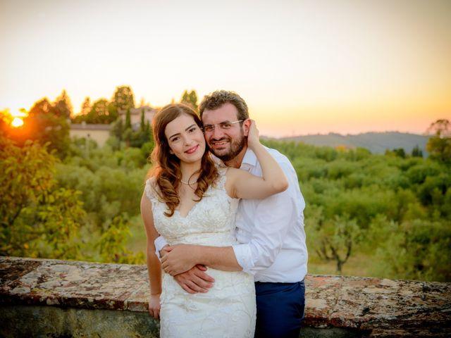 le nozze di Nadine e Raghdan