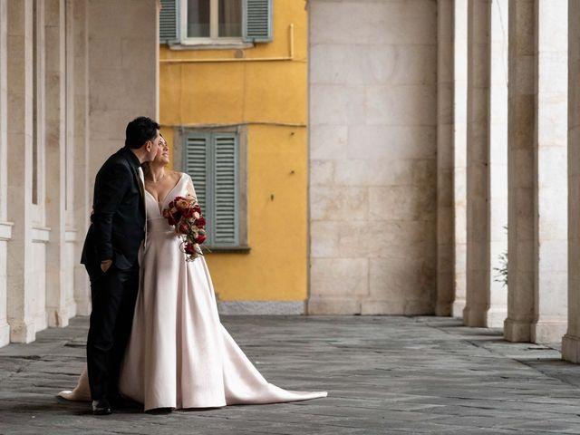 Il matrimonio di Luca e Ilaria a Palazzolo sull'Oglio, Brescia 2