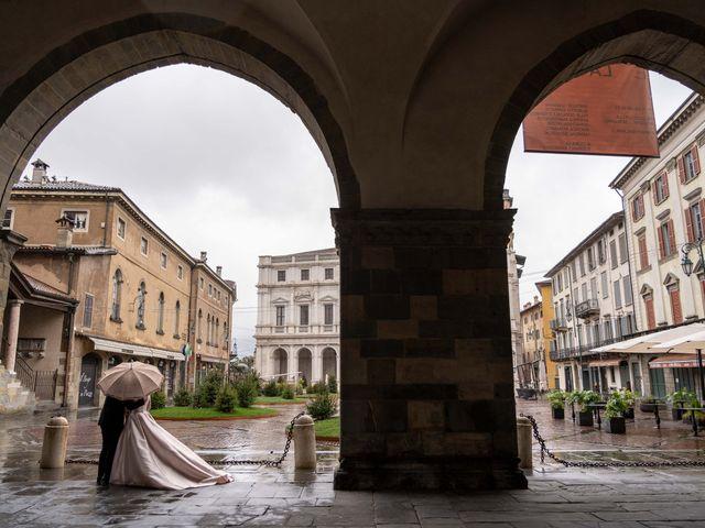 Il matrimonio di Luca e Ilaria a Palazzolo sull'Oglio, Brescia 5