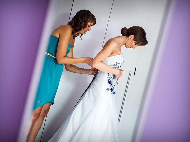 Il matrimonio di Simone e Sara a Drezzo, Como 6